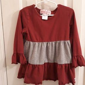Ruffle Girl Dress